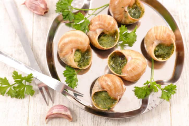 What Does Escargot Snail Taste Like Is It Any Good Little Upgrades